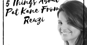 5 Things About Pat Kane From Reuzi