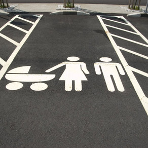 The Endless Parent & Child Parking Space Battle