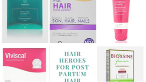 Best Products For Post Pregnancy Hair Loss