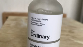 'Mumacne' And The Ordinary Salicylic Acid 2% Solution