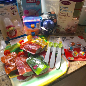 Here Comes the Mess - Weaning 101