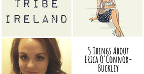 5 Things About Erica O'Connor-Buckley of Mumtribe Ireland