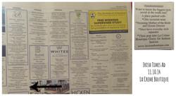 Irish Times Ad Copywriting