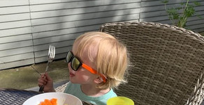 Getting My Fussy Toddler To Eat a Meal...