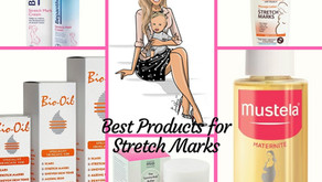 Best Products For Stretch Marks