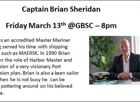 Captain Brian Sheridan