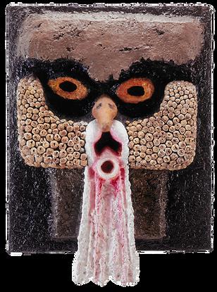 Gargouille Art Contemporain Paris France Carpin