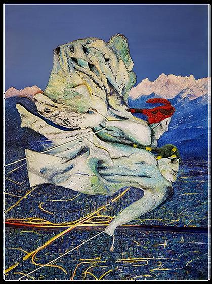 Rupture Art Contemporain Paris France Carpin