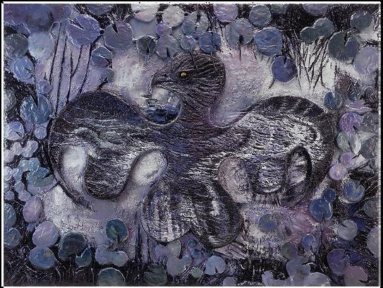 Capture Oiseau Art Contemporain Paris France
