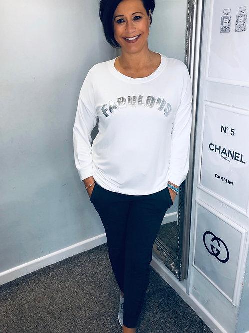 PCB Fabulous Sweater