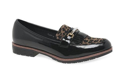 Leopard Print Loafer