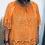 Thumbnail: Lace Hem Linen Top