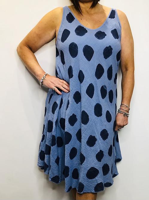 Linen Sun Dress