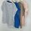 Thumbnail: Linen Frill Sleeve Spotty Top