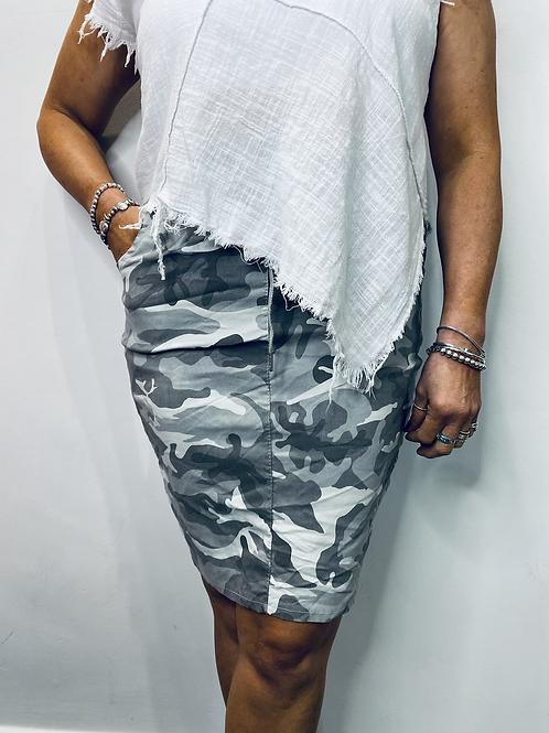 Magic Camouflage Skirt