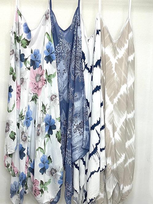 Hanky Hem Sun Dress