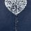 Thumbnail: Sequin Balloon Heart Top