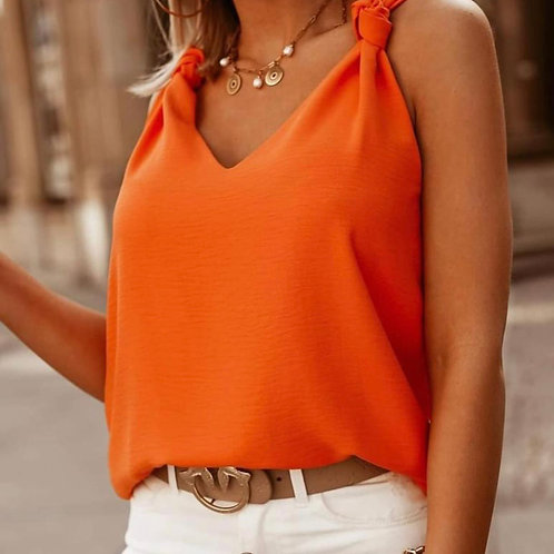 Knot Strap Top