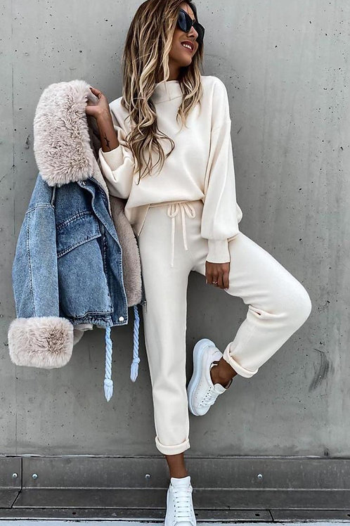 Two Piece Luxe Lounge Set