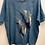 Thumbnail: Metalic Feather Linen Top