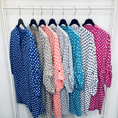 Spotted Cotton Top