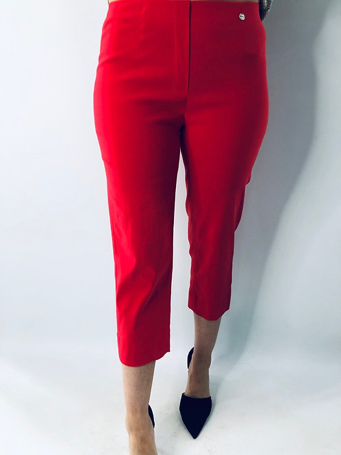 Robell Crop Marie Trousers