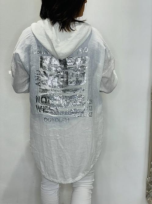Linen Lightweight Jacket