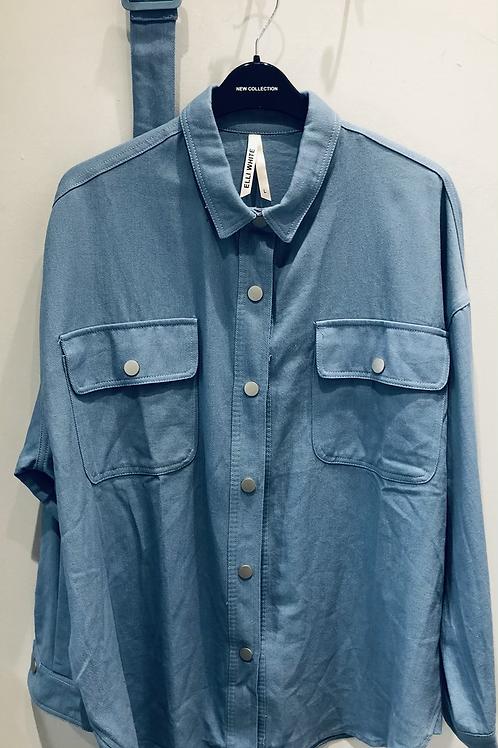 Denim Shirt / Shacket