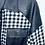 Thumbnail: Faux Leather detailed Shacket
