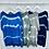 Thumbnail: Sequin Trim Tie Dye Top