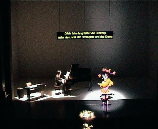 THE REQUIEM PROJECT. Hebbel theatre. Berlin