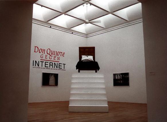 DON QUIXOTE AGAINST THE INTERNET
