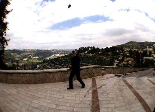 Pilgrimages with Flying Camera