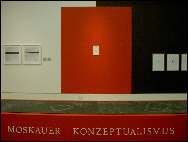 Moskauer Konzeptualismus / Moscow Conceptualism