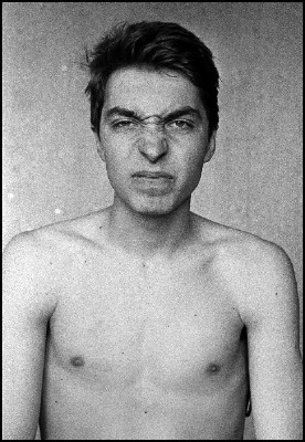 Stimulation series – body, 1980