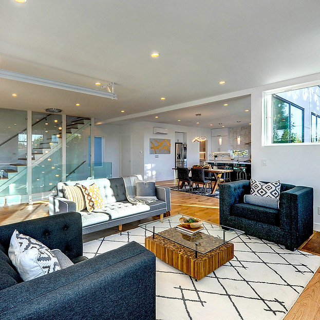 seattle home staging renovated redesign