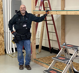 Dave Conley Handyman service contractor seattle staging company