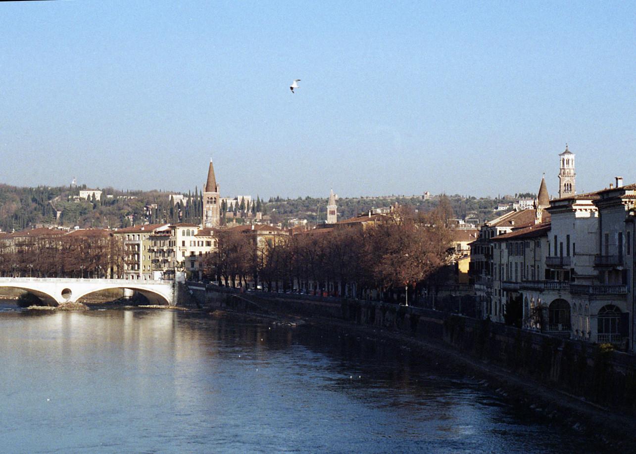 Adige Riverside.