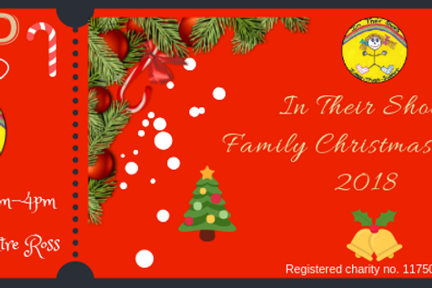 Christmas Party Ticket