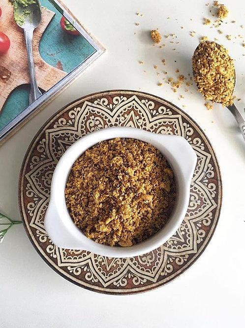 FAROFA - granola salgada