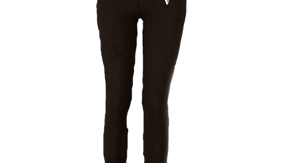 V Logo Yoga Pants