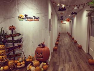 Halloweenシーズン到来♪