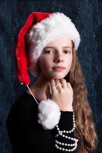 Portrait studio - adolescente