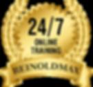 Formation en ligne Logo Anglais.png