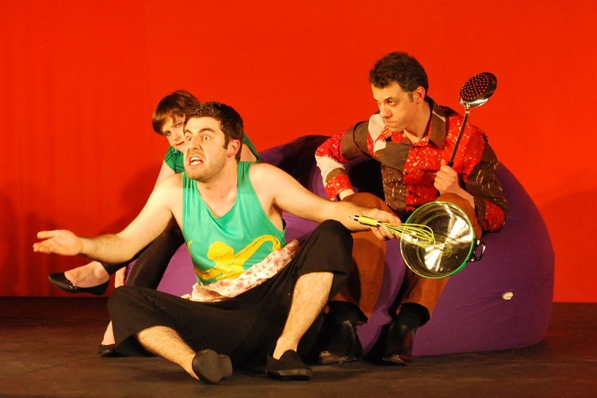 LOVE'S LUGGAGE LOST (Rossini) 2010