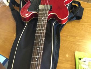 ギターの調整