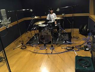 バンドレコーディング