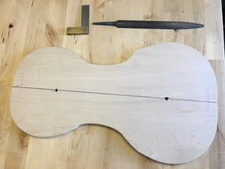 バイオリン製作日誌