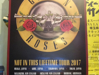 Guns N' Roses さいたまスーパーアリーナ