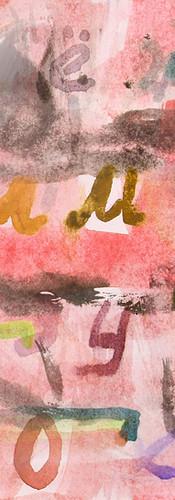 The Alphabet Watercolor